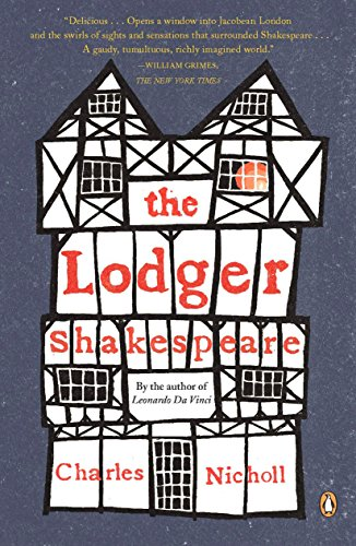 9780143114628: The Lodger Shakespeare: His Life on Silver Street