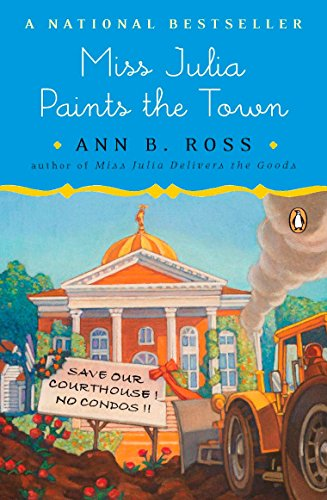9780143114635: Miss Julia Paints the Town