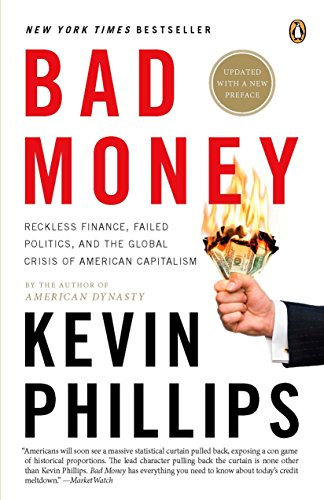 9780143114802: Bad Money: The Inexcusable Failure of American Finance: An Update to Bad Money (A Penguin Group eSpecial from Penguin Books)