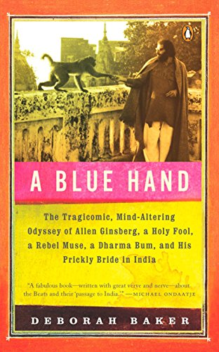 A Blue Hand: The Tragicomic, Mind-Altering Odyssey: Baker, Deb