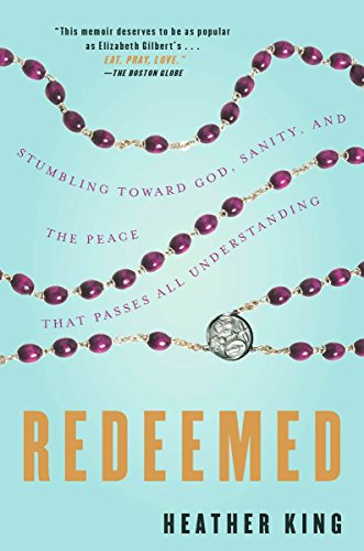 9780143115069: Redeemed: Stumbling Toward God, Sanity, and the Peace That Passes All Understanding