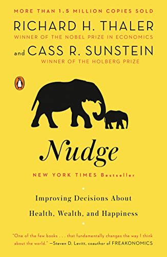 9780143115267: Nudge: Improving Decisions about Health, Wealth, and Happiness