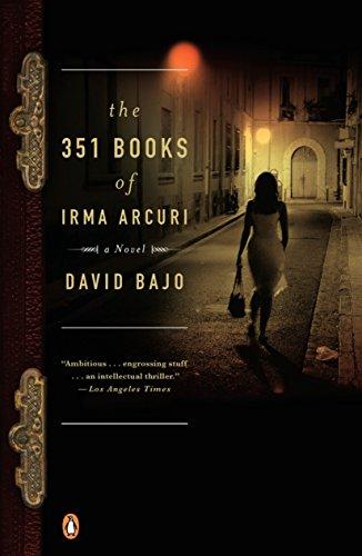 9780143115403: The 351 Books of Irma Arcuri: A Novel