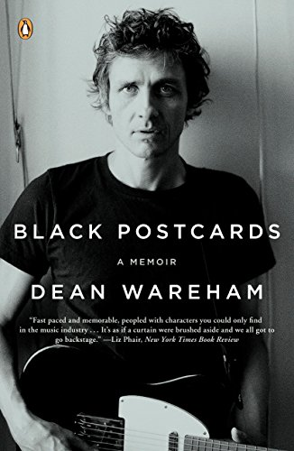 9780143115489: Black Postcards: A Rock & Roll Romance