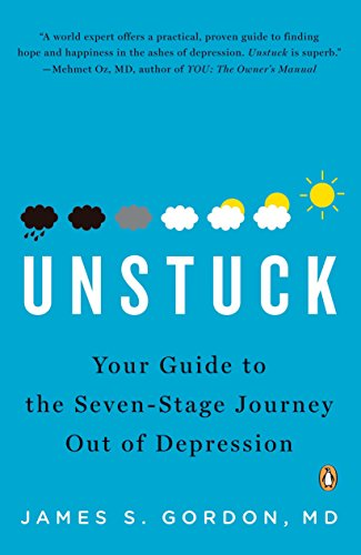 9780143115519: Unstuck: Your Guide to the Seven-Stage Journey Out of Depression