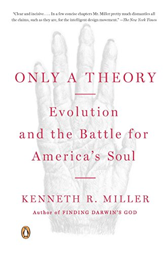 9780143115663: Only a Theory: Evolution and the Battle for America's Soul
