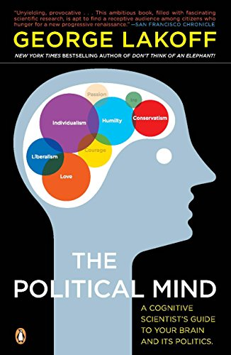 9780143115687: The Political Mind: A Cognitive Scientist's Guide to Your Brain and Its Politics
