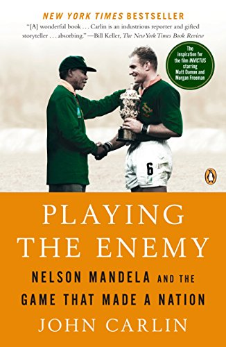 9780143115724: Playing the Enemy: Nelson Mandela and the Game That Made a Nation