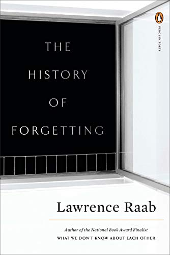 9780143115823: The History of Forgetting (Penguin Poets)