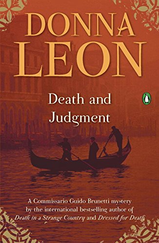 9780143115915: Death and Judgment (Commissario Guido Brunetti Mysteries)