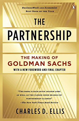 9780143116127: The Partnership: The Making of Goldman Sachs