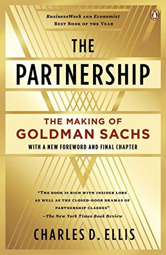 9780143116127: The Partnership: The Making of Goldman Sachs