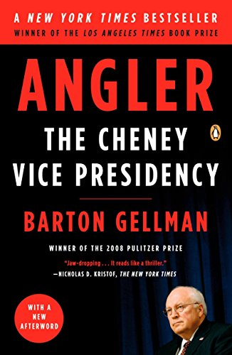 9780143116165: Angler: The Cheney Vice Presidency