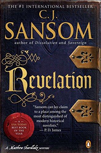 9780143116240: Revelation: A Matthew Shardlake Tudor Mystery (Matthew Shardlake Mysteries)