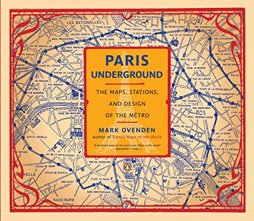 9780143116394: Paris Underground: The Maps, Stations, and Design of the Metro