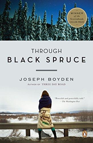 9780143116509: Through Black Spruce: A Novel