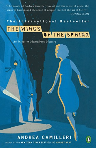9780143116608: The Wings of the Sphinx (Inspector Montalbano Mysteries)