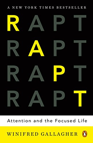 9780143116905: Rapt: Attention and the Focused Life