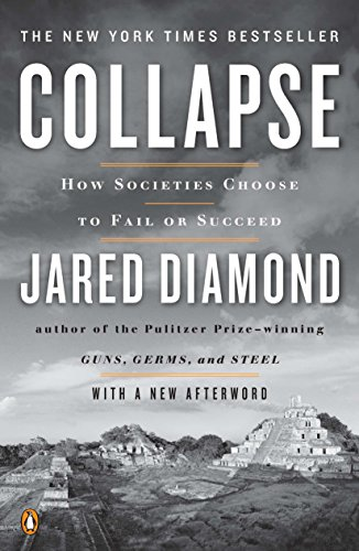 9780143117001: Collapse: How Societies Choose to Fail or Succeed