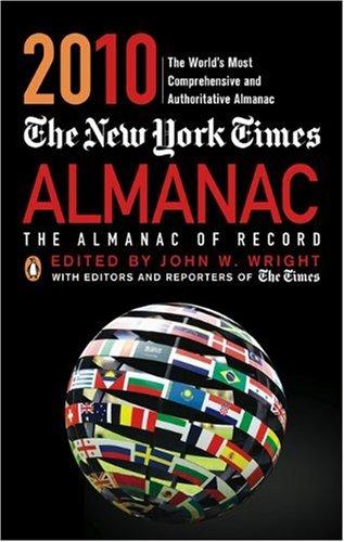 9780143117018: The New York Times Almanac 2010: The Almanac of Record