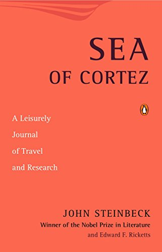 9780143117216: Sea of Cortez: A Leisurely Journal of Travel and Research