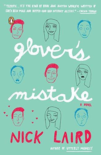 9780143117339: Glover's Mistake: A Novel