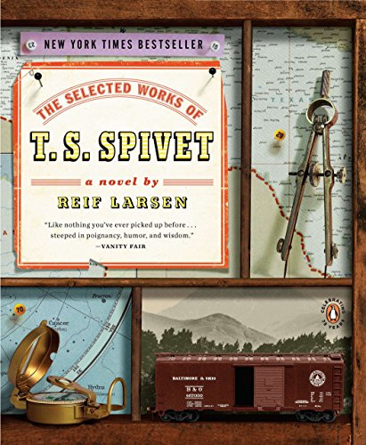 9780143117353: The Selected Works of T.S. Spivet