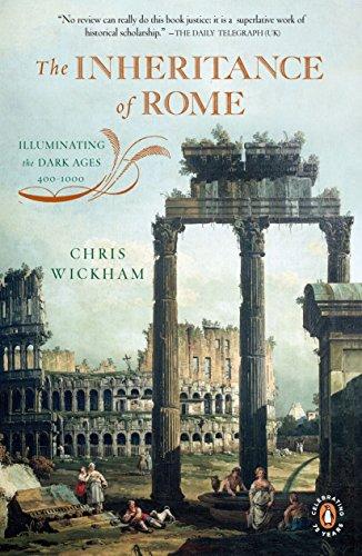 9780143117421: The Inheritance of Rome: Illuminating the Dark Ages, 400-1000