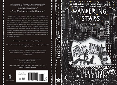 9780143117452: Wandering Stars (Penguin Press)