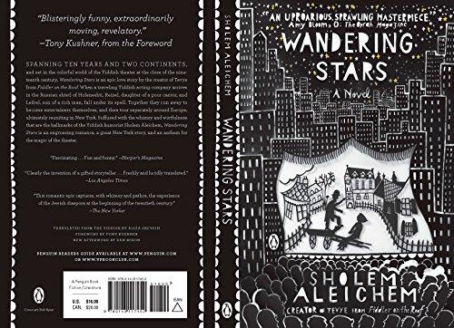 9780143117452: Wandering Stars: A Novel