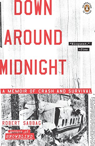 9780143117605: Down Around Midnight: A Memoir of Crash and Survival
