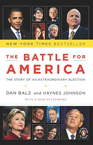 9780143117704: The Battle for America: The Story of an Extraordinary Election