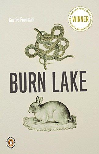 9780143117711: Burn Lake (National Poetry Series)