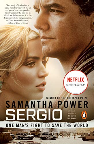 Sergio: One Man's Fight to Save the: Samantha Power