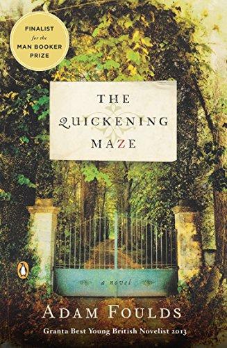 9780143117797: The Quickening Maze