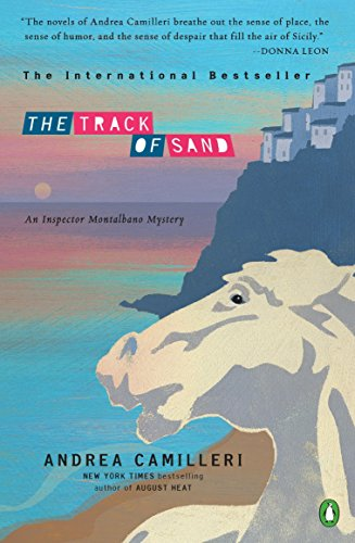 9780143117933: The Track of Sand (Inspector Montalbano)