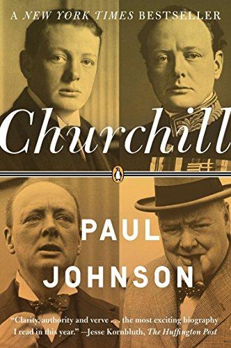 9780143117995: Churchill