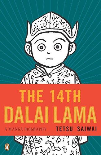 9780143118152: The 14th Dalai Lama: A Manga Biography