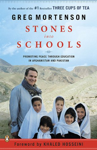 9780143118237: Stones into Schools: Promoting Peace with Education in Afghanistan and Pakistan