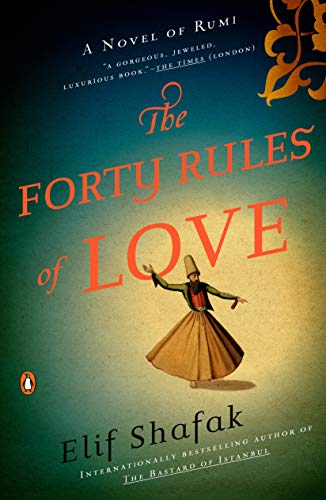 9780143118527: The Forty Rules of Love: A Novel of Rumi