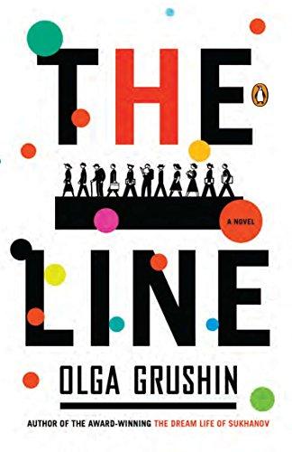 9780143118558: The Line: A Novel