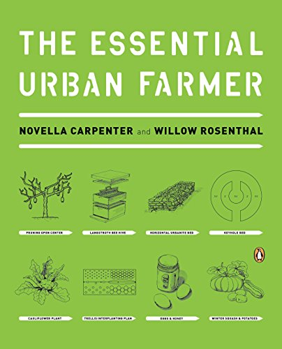 9780143118718: The Essential Urban Farmer