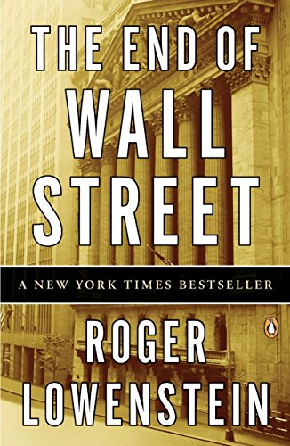 9780143118725: The End of Wall Street
