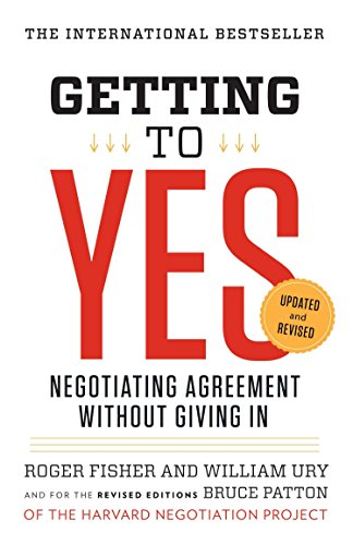 9780143118756: Getting to Yes: Negotiating Agreement Without Giving in