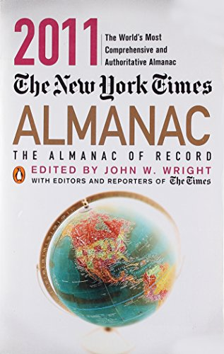 9780143118947: The New York Times Almanac: The Almanac of Record (New York Times Almanac (Paperback))