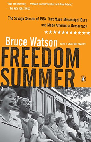 9780143119432: Freedom Summer: The Savage Season of 1964 That Made Mississippi Burn and Made America a Democracy