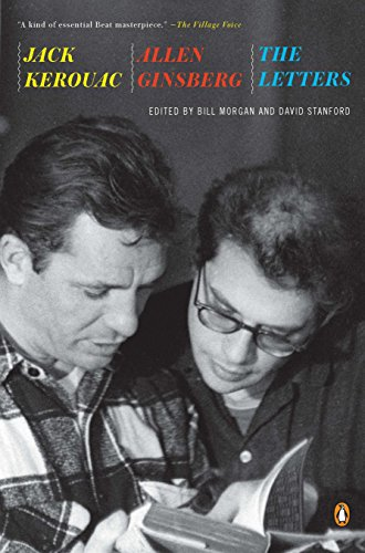 9780143119548: Jack Kerouac and Allen Ginsberg: The Letters