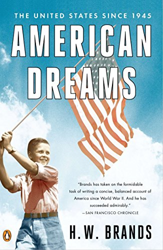 9780143119555: American Dreams: The United States Since 1945
