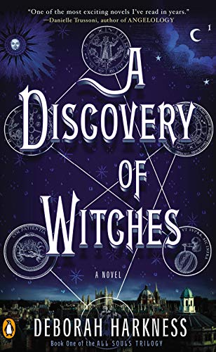 9780143119678: A Discovery of Witches: A Novel [International Export Edition]