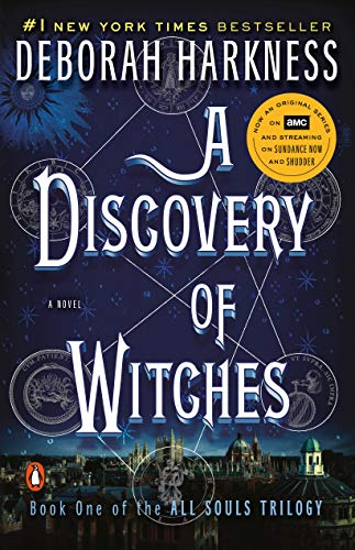 Discovery of Witches: Deborah Harkness